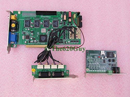 Geovision GV1120 GV-1120 16 Port GT-NET/4CH 40-AEX16-100 DVR Video Capture Card