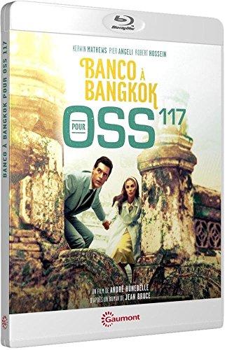 Fright in Bangkok ( Banco à Bangkok pour OSS 117 ) [ Blu-Ray, Reg.A/B/C Import - France ]