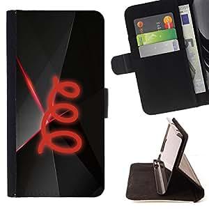 BullDog Case - FOR/HTC DESIRE 816 / - / E /- Monedero de cuero de la PU Llevar cubierta de la caja con el ID Credit Card Slots Flip funda de cuer