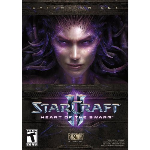 StarCraft II Heart Swarm Expansion Pack product image