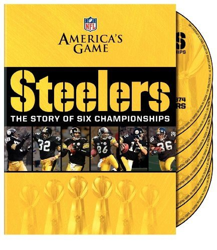 NFL: America's Game - Pittsburgh Steelers: The Story of Six - Game Football Americas