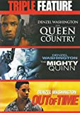 Denzel Washington Triple Feature,for Queen and Country/the Mighty Quinn/out of Time