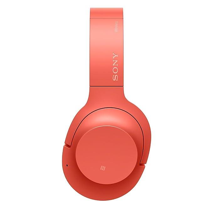 h.ear on 2 Wireless NC WH-H900N Twilight Redの写真03。おしゃれなヘッドホンをおすすめ-HEADMAN(ヘッドマン)-