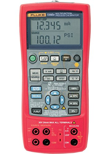Fluke 725EX Intrinsically Safe Multi-Function Process - Shopping Salisbury