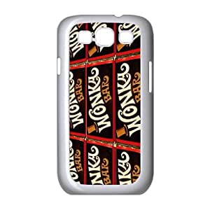 [MEIYING DIY CASE] For Samsung Galaxy NOTE4 Case Cover -Wonka Bar Pattern-IKAI0446604