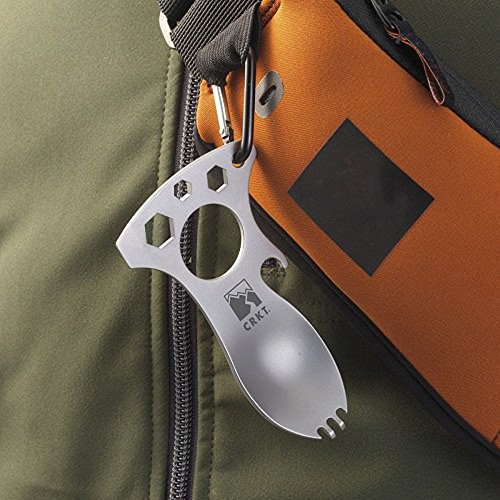 Columbia River Knife And Tool's (CRKT) Eat N Tool Outdoor Multitool
