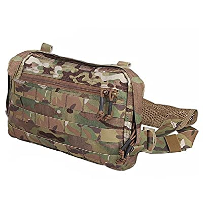 EMERSONGEAR Tactical Recon Kit Bag Military Paintball EDC Pouch Airsoft Combat Bag