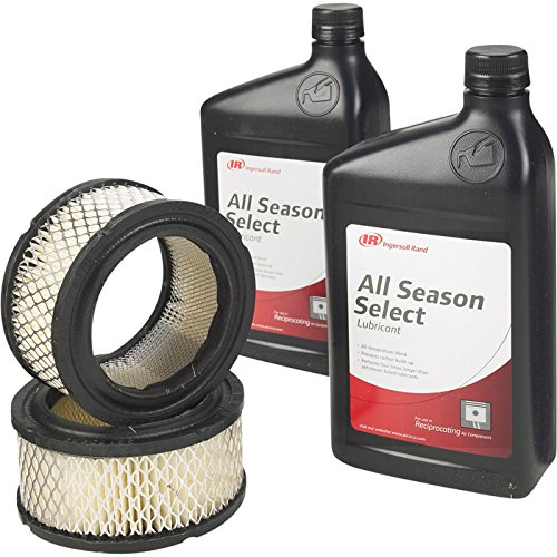 - Ingersoll Rand Air Compressor Start-Up Kit - Model# 201...