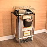 TOULE NTSA90 9 kW Wet and Dry Sauna Heater ETL