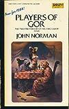 Players of Gor, John Norman, 0879979143