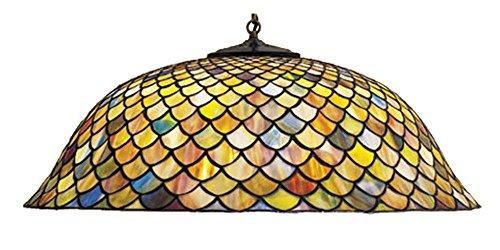 Meyda Tiffany 30455 Fishscale Pendant - 24
