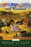 Front cover for the book Signs and Wonders by Philip Gulley