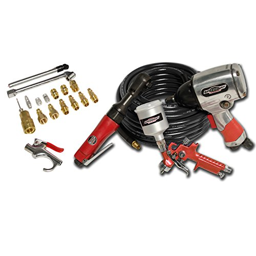 Speedway 52529 Air Tool Accessory Kit