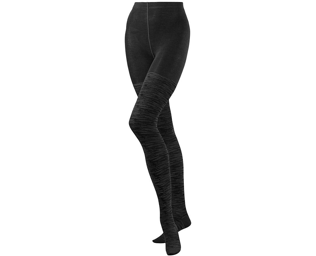 SmartWool Women's Celestial Sky Tights (Black) Large