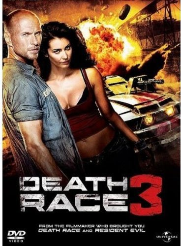 DVD : Death Race 3: Inferno (Snap Case, Slipsleeve Packaging, Widescreen, Dolby, AC-3)