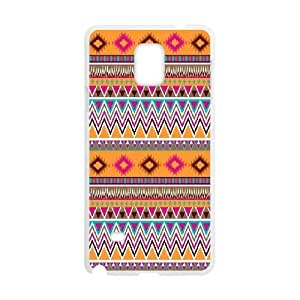 Custom Samsung Galaxy Note4 Case, Personalized Samsung Galaxy Note4 Cover - Ethnic Tribal Indian