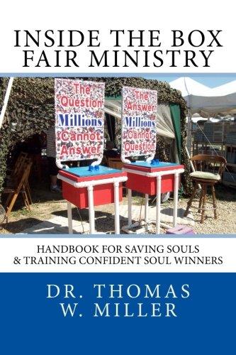 Read Online Inside The Box Handbook: Fair Ministry Evangelism pdf