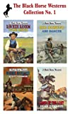 Book Cover for The Black Horse Westerns