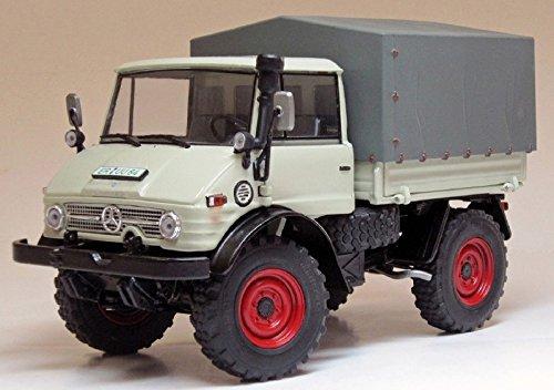 Weise-Toys 1044 FENDT Unimog 406 (U84) All-Steel Driver's Cabin (Version 1971-1989) (2016) Truck Model, Multi-Color