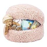 mimish Storage Pouf - Toy and Stuffed Animal