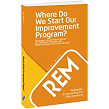 Where Do We Start Our Improvement Program Cover