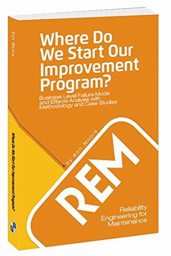 Read Online Where Do We Start Our Improvement Program? Business Level Failure Mode and Effects Analysis with Methodology and Case Studies pdf epub