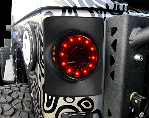 Round Led Rear Lights in Florida - 3