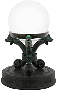Disney HAUNTED MANSION 45th ANNIVERSARY CRYSTAL BALL Figurine Madame Leota