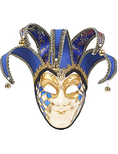 DGMJDFKDRFU Venice Masks for Adults Vintage Venice Lady Mask for Halloween Masquerade Party for -