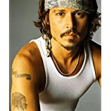 Johnny Depp Customized 24x29 inch Silk Print Poster/WallPaper Great Gift