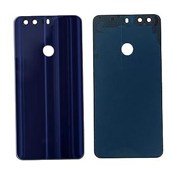 General Carcasa para Huawei Honor 8 (Cristal), Color Azul ...