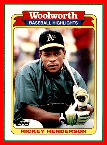 1991-woolworths-topps-2-rickey-henderson-hof-oakland-as-athletics
