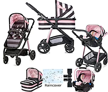 9a166d7c20e72 Cosatto Wow Travel System With Port Car Seat Golightly 3: Amazon.co ...