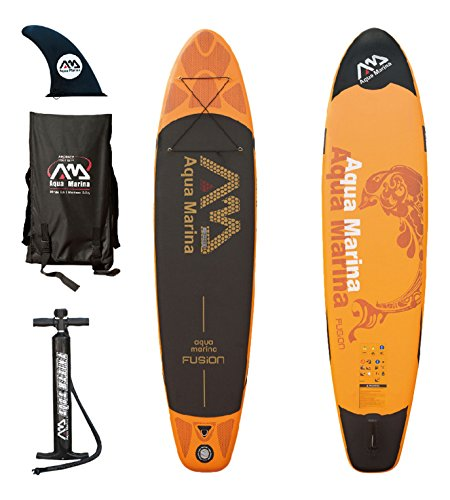 Aqua Marina Fusion Inflatable Stand-up Paddle Board by Aqua Marina