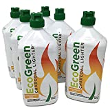 Smarter Starter Fluid EcoGreen Charcoal Lighter 6-Pack
