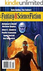 The Magazine of Fantasy & Science Fiction September/October 2014 (The Magazine of Fantasy & Science Fiction Book 127)
