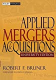 img - for Applied Mergers and Acquisitions, University Edition book / textbook / text book