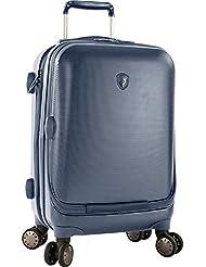 Heys America Portal SmartLuggage 21 Carry-On Spinner Luggage