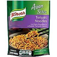 Knorr Asian Pasta Side Dish, Teriyaki Noodles, 4.6 oz