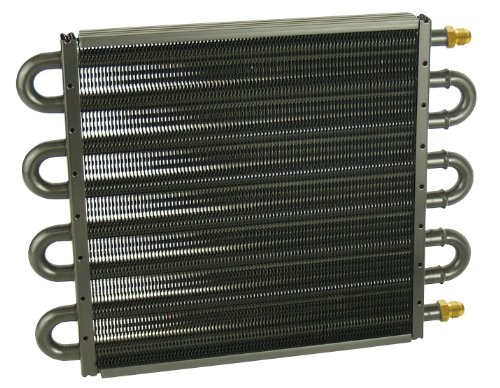 - Derale 13317 Series 7000 Tube and Fin Cooler Core