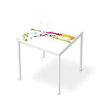 creatisto Möbelfolie für IKEA Melltorp Tisch 75x75 cm ...