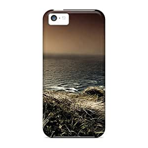 Tpu Fashionable Design Beach Rugged Case Cover For Iphone 5c New by icecream design