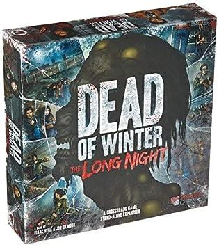 Dead of Winter: La larga noche. Versión inglés