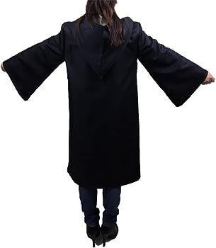 O.AMBW Disfraz de Capa para Niños Adultos Harry Potter, Traje de ...
