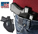 Blue Stone Safety Inside the Waistband Holster| Sweat Repellent 1050 Denier Special Ops
