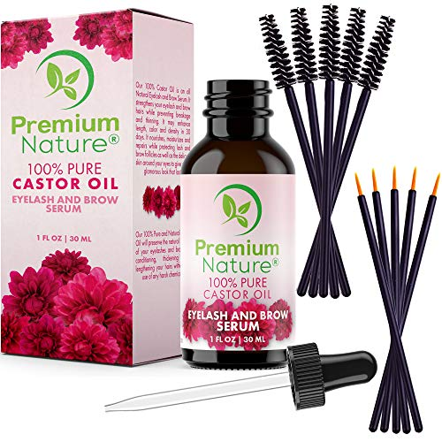 Premium Nature Castor Oil Eyelash Growth Serum is the best Eyelash Growth Serum? Our review at totalbeauty.com uncovers all pros and cons.