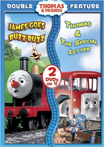 Thomas & Friends: James Goes Buzz Buzz/Thomas & The Special Letter