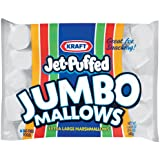 Jet-Puffed Jumbo Marshmallows, 24 Ounce Bag (Pack of 8)