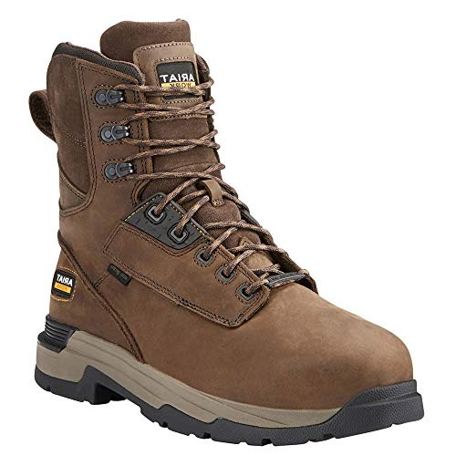 Ariat Men's Mastergrip Waterproof Insulated 8