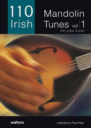 110 Irish Mandolin Tunes: with Guitar Chords